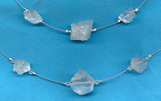 Crystal Necklaces, crystal jewelry